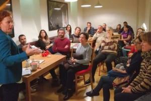 Exposición 'Aliadas': arte y derechos de las mujeres en Madrid