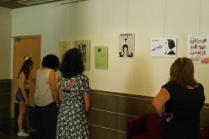 Visita guiada a la exposición Aliadas en el Espacio Mujer Madrid